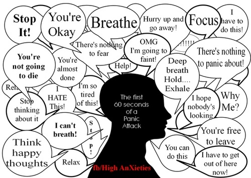 5 Tips For Anxious Minds & Panic Attacks